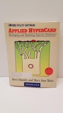 HyperCard-Applied