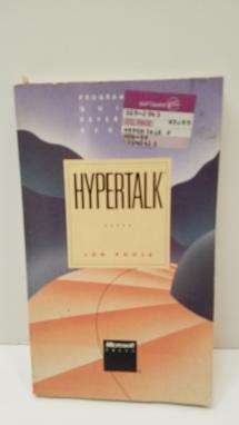 HyperCard-Talk