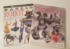 Robot by Roger Bridgman and Ultimate Robot by Robert Malone