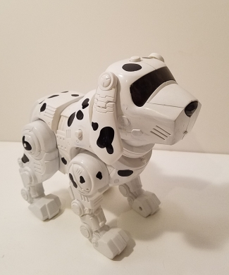 Toy Dog Bot