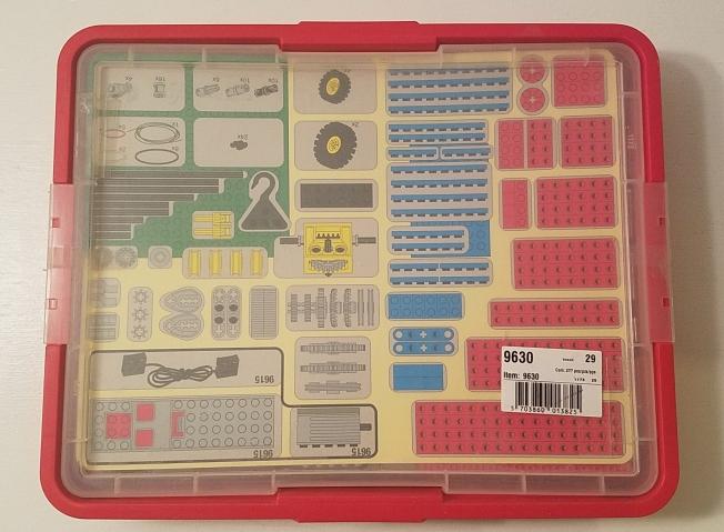 LEGO-9630