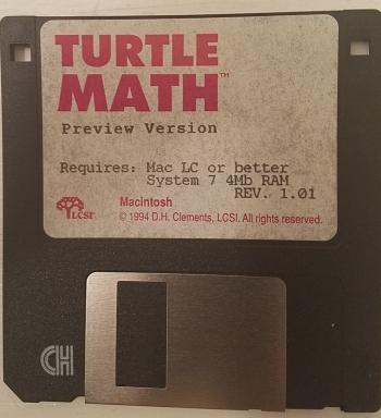 Logo LCSI TurtleMath