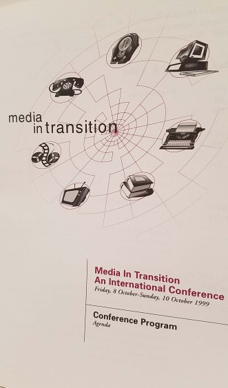 Media in Transition: An International Conference