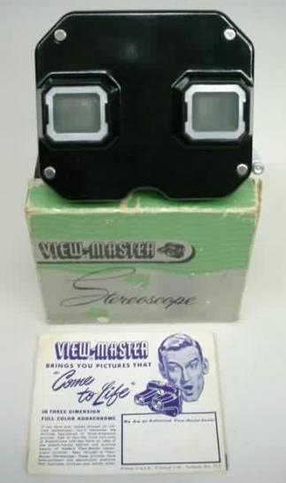 Vintage View-Master