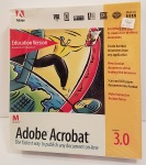 Acrobat 3.0, Adobe, Mac/PC