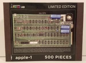 Apple-1 Puzzle