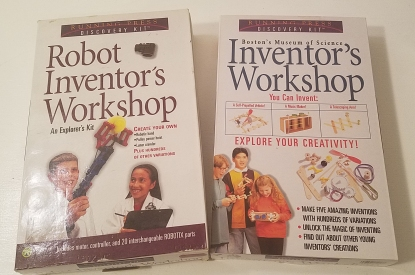 Inventor's Workshop Kits