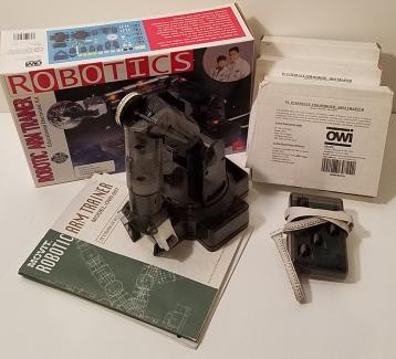 OWI Movit Robotic Kit: Robotic Arm Trainer