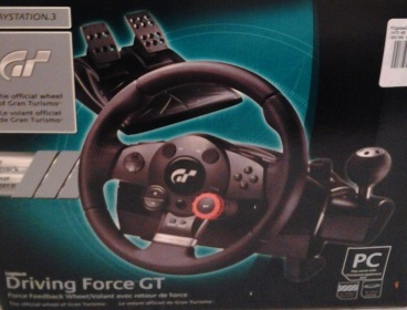 Driving Force GT Wheel