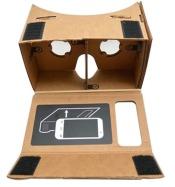 Google Cardboard, Built
