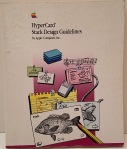HyperCard Stack Design Guidelines By Apple