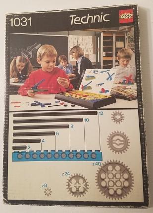 LEGO Technic Booklets