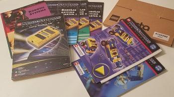 MindStorms Instructional Materials