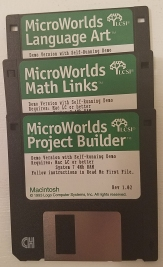 MicroWorlds Curriculum Disks from LCSI