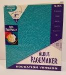 PageMaker 5.0, Aldus
