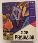 Persuasion 2.1, Aldus, Macintosh