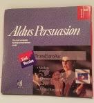 Persuasion 2.0, Aldus, Macintosh