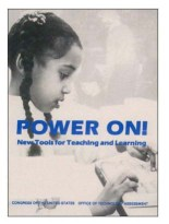 Power On! New Tools for Teaching and Learning by U.S. Congress, Office of Technology Assessment