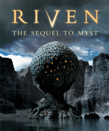 Riven: The Sequel to Myst by Cyan Worlds