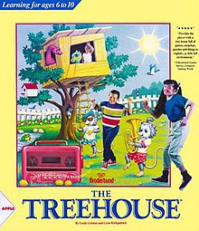 The Treehouse by Brøderbund