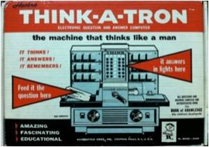 Think-a-Tron by Hasbro
