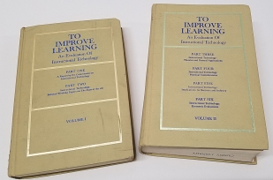 To Improve Learning Edited by Sidney G Tickton