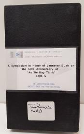 Video of Tim Berners-Lee's Talk, MIT 1995