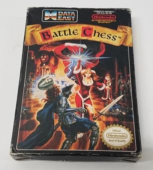 Battle Chess for Nintendo Entertainment System