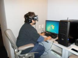 VR / Oculus Rift Exhibit