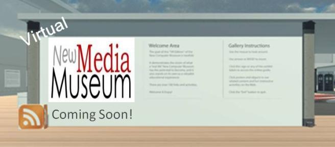 Virtual New Media Museum